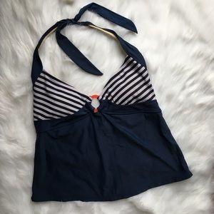torrid Nautical Swim Top
